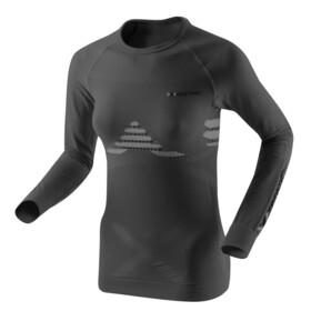 X-Bionic Energizer T-Shirt Long Sleeves Women Black/Anthracite